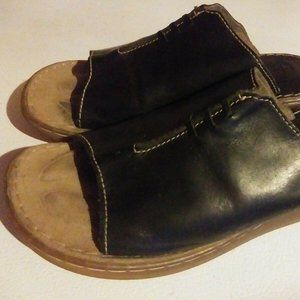 Dr. Martens Sandals Slides Women's Size 7 Leather
